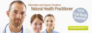 natural health praticioner