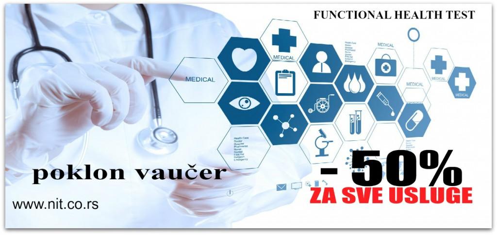 FUCTIONAL HEALTH TEST